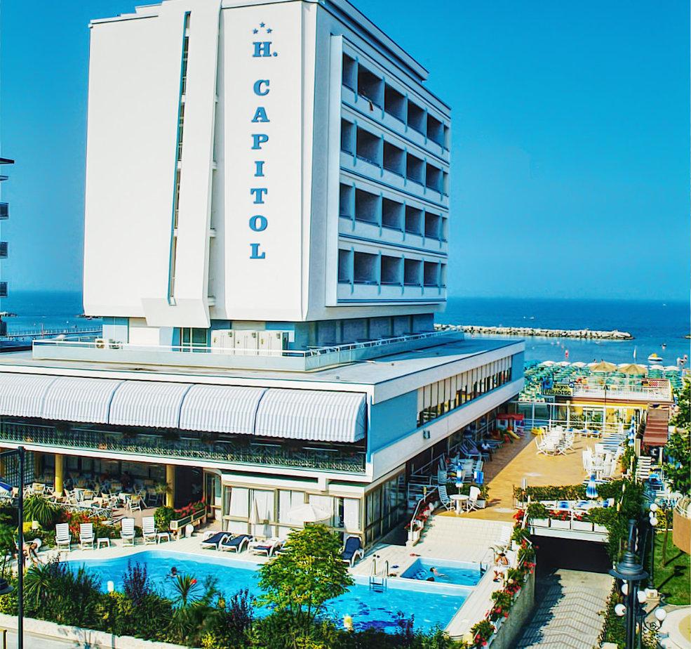 Strand gatteo mare bagno paradiso strandhotel hotel capitol - Bagno davide gatteo mare ...